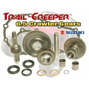 """Samurai """"Crawler"""" Gear Kits"""