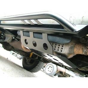 Toyota Landcruiser 80 Series Rock Sliders / Rockrails (and Lexus 450)