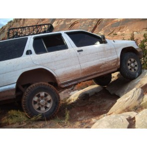 Old Man Emu Nissan Pathfinder Lift Kit