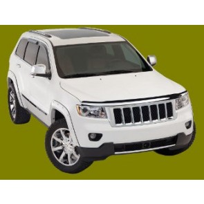 Bushwacker WK2 Jeep Grand Cherokee Fender Flares (2011 and newer)