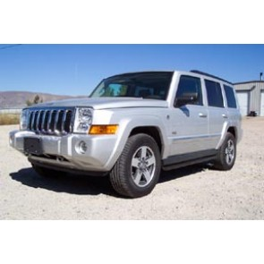 Jeep Commander Rockrails / Rock Sliders
