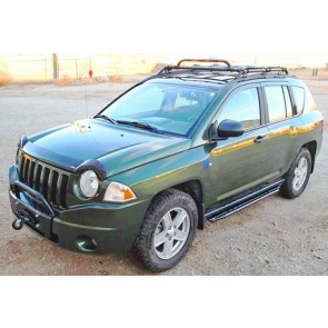 Jeep Compass Bumper 2007-2010