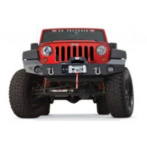 Warn Elite Jeep Bumper