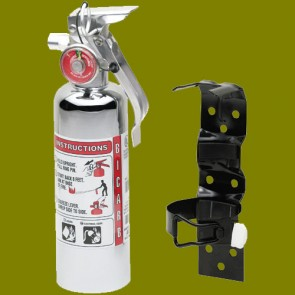 Billet 4x4/4WD Fire Extinguishers