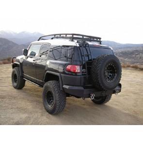 Toyota FJ Cruiser Suspension lift kits, 2007-2009
