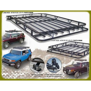 FJ Cruiser Roof Rack / Safari/ Wilderness