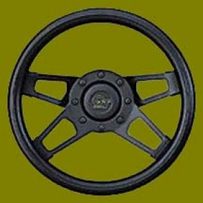 Jeep Steering Wheel by Grant (Non-Airbag, CJ and YJ Wrangler) - Challenger, 414