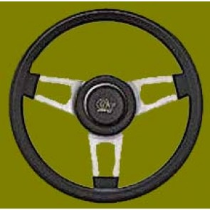 Jeep Steering Wheel by Grant (Non-Airbag, CJ and YJ Wrangler) - Challenger, 860
