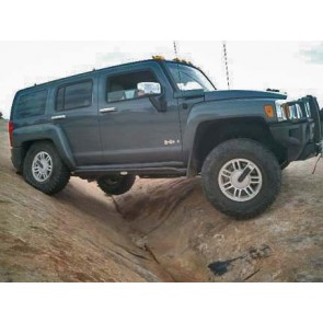 Hummer H3 and HT3 Truck Rock Sliders