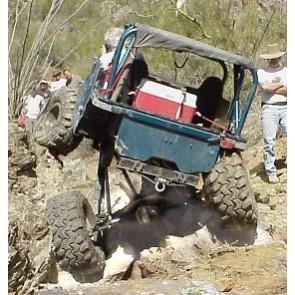 Lockright & Spartan Lockers, Jeep Grand Cherokee