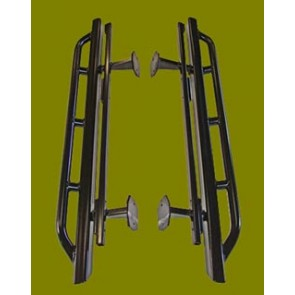 Jeep Rock Sliders and Rockrails for CJ, YJ, TJ, JK Wrangler