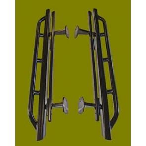 Jeep Rock Sliders and Rockrails for CJ, YJ, TJ, JK Wrangler