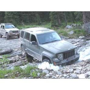 Jeep Liberty Rock Sliders