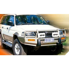 Mitsubishi Montero ARB Bull Bars for your 4WD vehicle