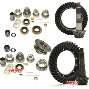 KJ and KK Jeep Liberty Ring and Pinion Gears