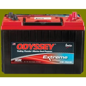 Land Rover Odyssey Battery