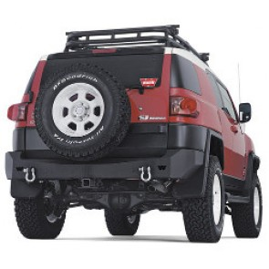 Warn FJ Cruiser Rear Bumper