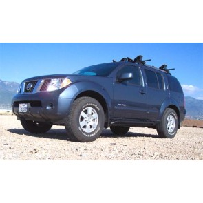Nissan Pathfinder Rock Sliders / Rockrails