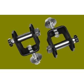 Jeep Wrangler Shock Pin Adaptors