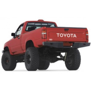 Warn Toyota Pickup Rear Bumper