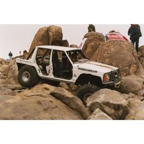 Suzuki SX4 Rock Sliders / Rockrails