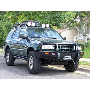 Isuzu Rodeo Rockrails & Super Sliders