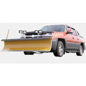 Jeep Liberty Snow Plow Systems