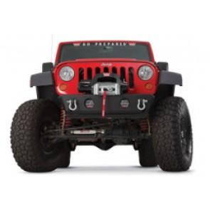 Warn Stubby Jeep Bumper