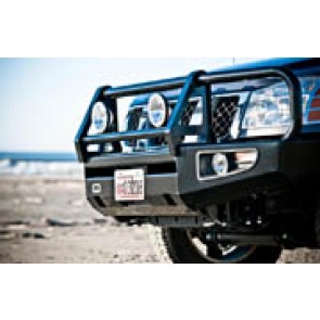 Nissan Titan Bull Bar Bumper