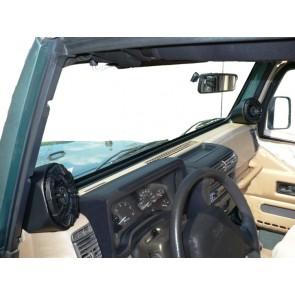 Dash-Pod Jeep Speakers