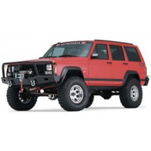 Warn XJ/Cherokee Front Bumper