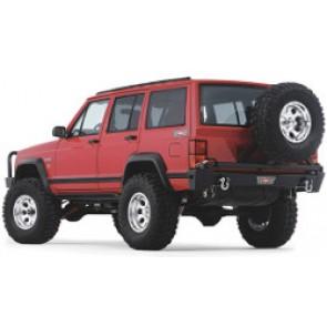 Warn XJ/Cherokee Rear Bumper