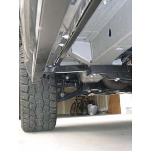 Jeep Grand Cherokee Rockrails / Rock Sliders