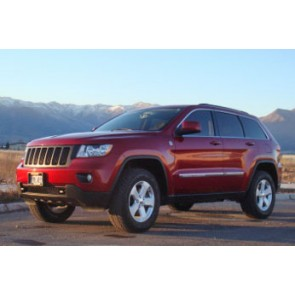 Jeep WK2 Grand Cherokee Leveling Kit, 2011 and Newer