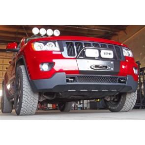 WK2 Grand Cherokee Bumper kits