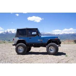 Jeep YJ SOA (Spring Over Axle) Lift Kits, 1987-1995 Jeep Wrangler