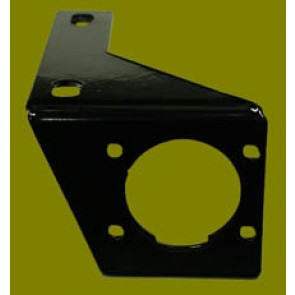 Mounting kit for Cherokee trailer wiring plug