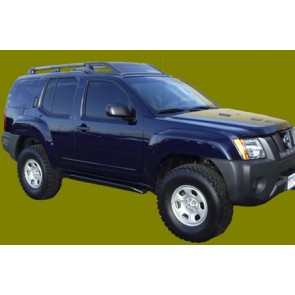 Nissan Xterra Rock Sliders / Rockrails