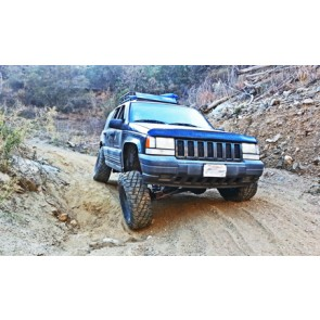 "3.5-4.5"" ZJ Lift Kit (1993-1998 Grand Cherokee)"