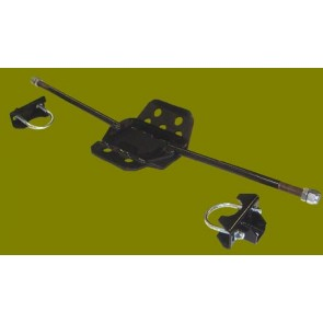 Sidekick/Tracker bolton axle truss & diff protection
